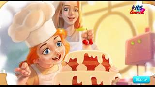 Learn Cake Cooking & Colors -  My Bakery Empire  Bake Decorate & Serve Cakes - Games For Girls