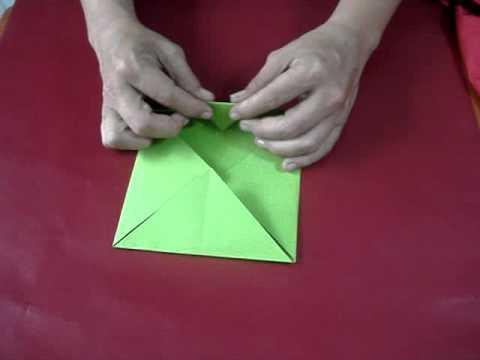 Caja de origami facil de hacer