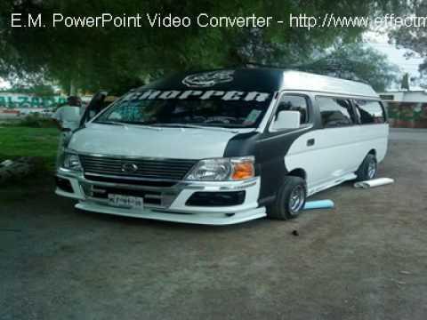Nissan NV350 Caravan for India 2013 nissan nv350 caravan 3 jpg