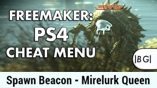 Fallout 4 PS4 Mods #4 | FreeMaker: Cheat Menu for Consoles! (Mod Review)