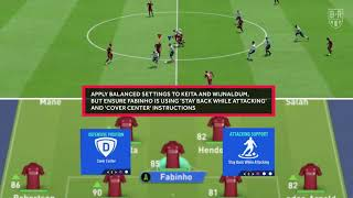 FIFA 19 Tutorial: How to Get the Best out of Liverpool