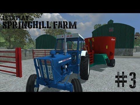 Farming Simulator 2013 - Springhill Farm - Ep 3
