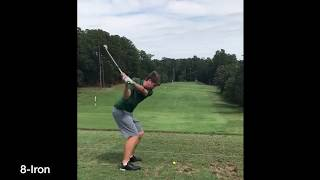 August Lascola Swing Video - August 2017