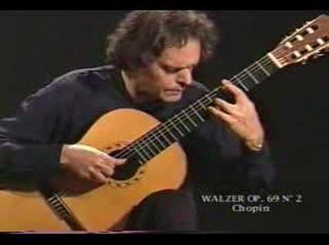 Waltz Op.69 No.2 arr:Roland Dyens