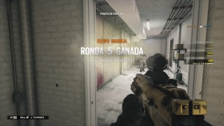 LIVE- LA TECNICA - RAINBOW SIX SIEGUE HD 1080p BOOST+