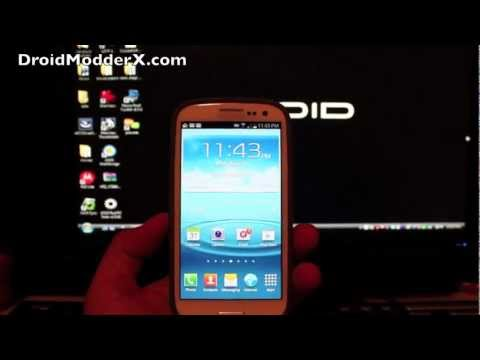 How To Unlock Bootloader Verizon Galaxy S III S3 EASY Windows