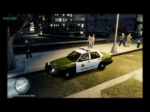 GTA IV - LCPDFR - On Patrol - Day 1