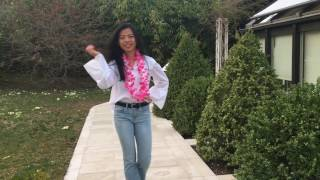spring lookbook | white top / buttondown | wideleg jeans | weekend outfit