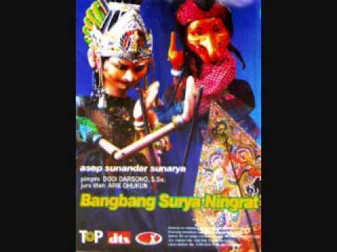 Wayang Golek Asep Sunandar S. Bangbang Surya Ningrat Part 1 video