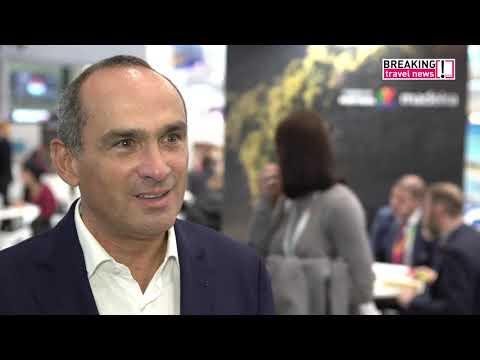 Roberto Santa Clara, executive director, Madeira Promotion Bureau