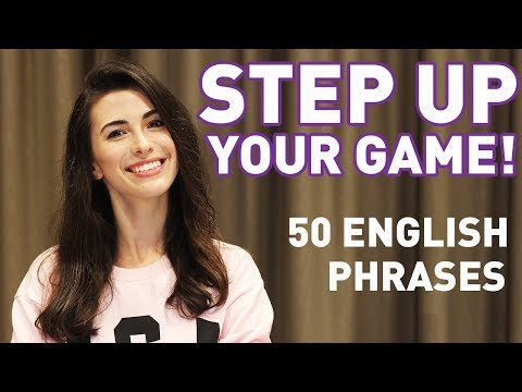 50 COMMON ENGLISH PHRASES