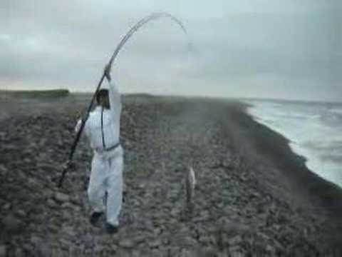 Surf Angling in Namibia Video