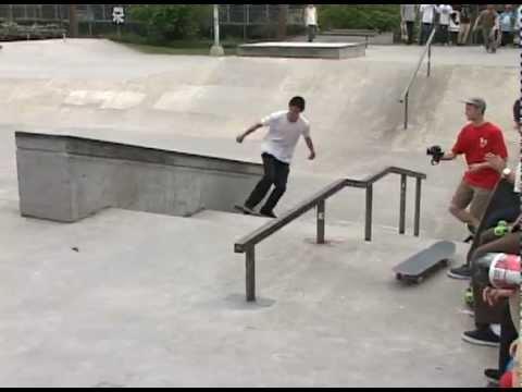 ONE LOVE - Youth week - Skateboard Contest - Port Coquitlam / Pitt Meadows