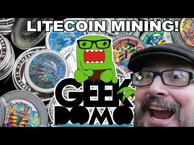 Litecoin Mining Tutorial (Part 1)