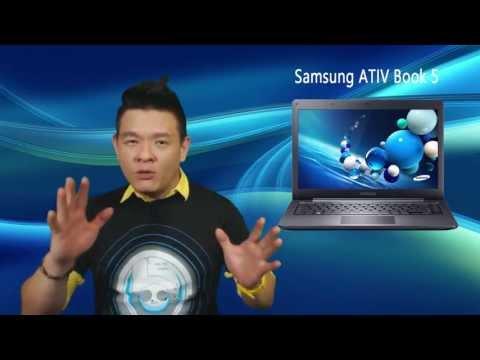 Review Samsung ATIV Book 5 โดย พี่หลาม