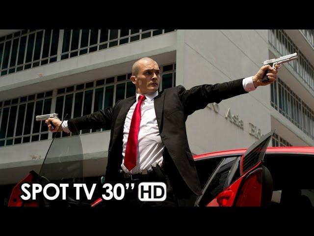 Hitman: Agent 47 ft. Rupert Friend - TV Spot 'The Legend 47' (2015) HD