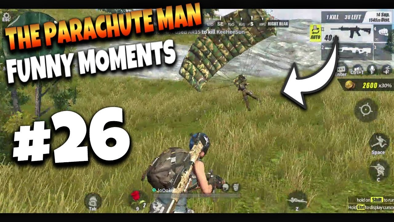 Rules of Survival Funny Moments #26