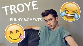 Download Lagu Troye Sivan - Funny Moments Gratis STAFABAND