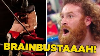 10 More Awesome Wrestling Moves WWE Wrestlers Are Secretly Sitting On