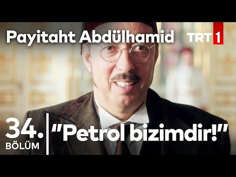 """Payitaht """"Abdülhamid 34. bölüm - Mahmut Paşa'nın açıklaması"""