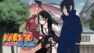 Naruto Gaiden : PART 3 2015 NEW SERIES Sasuke x Sarada Uchiha - Boruto The Movie