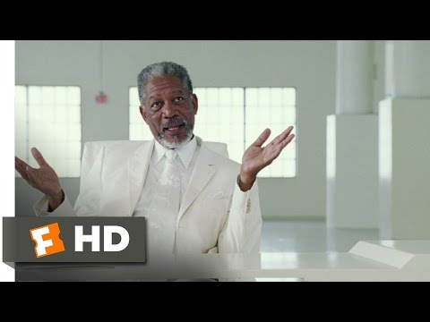 Bruce Almighty Movie Clip - watch all clips http://j.mp/AtK1ZC click to subscribe http://j.mp/sNDUs5 When Bruce (Jim Carrey) meets God (Morgan Freeman) for t...