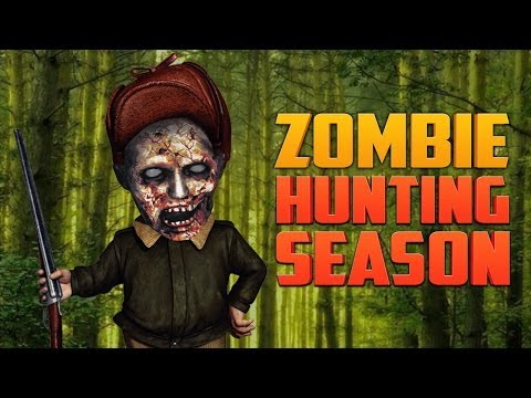 ZOMBIE HUNTING SEASON ★ Left 4 Dead 2