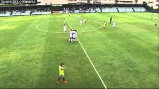 Golo do meio campo de Bernard (Rio Ave 2-1 Vitória)