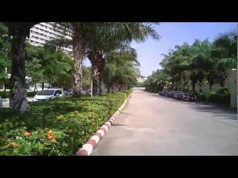 Motorbike ride from Jomtien to Central Pattaya