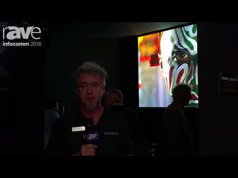 InfoComm 2018: Digital Projection Shows INSIGHT 8K Projector, a DLP Based 8K Projector
