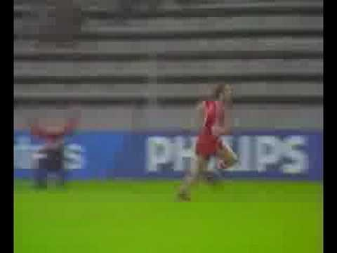 Supergoal René van der Gijp (Voted best goal ever scored)