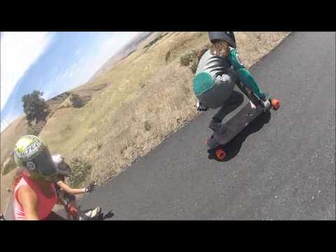 [BC to CA] - Episode 2 Maryhill She-Ride