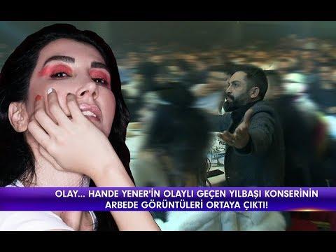 Magazin D - Hande Yener'i neden sahnede yuhladılar?