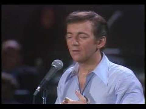 "This is from a TV special recorded 9 months before Bobby Darin's death at age 37. He jokes around and then sings a spellbinding version of ""If I Were a Carpe..."