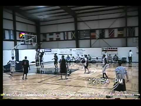 Kirby Wright 2010 AAU Highlights