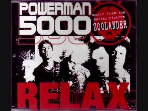 Powerman 5000 - Relax Relax don
