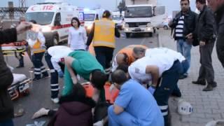 Turgutlu'da kaza: 2 ölü, 2 yaralı