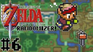 I Find Your Lack of Hammer Disturbing | The Legend of Zelda: A Link to the Past Randomizer #6