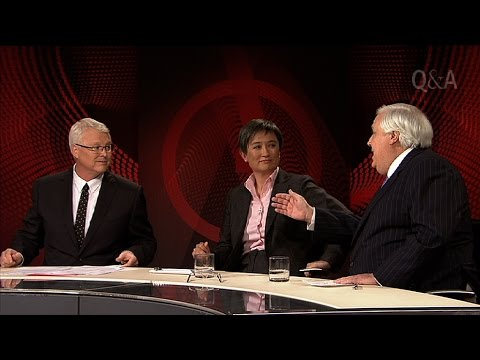 Q&A – Clive Palmer on Campaign Funding