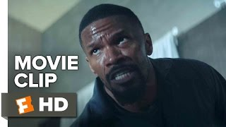 Sleepless Movie CLIP - Hands Against the Locker (2017) - Jamie Foxx Movie