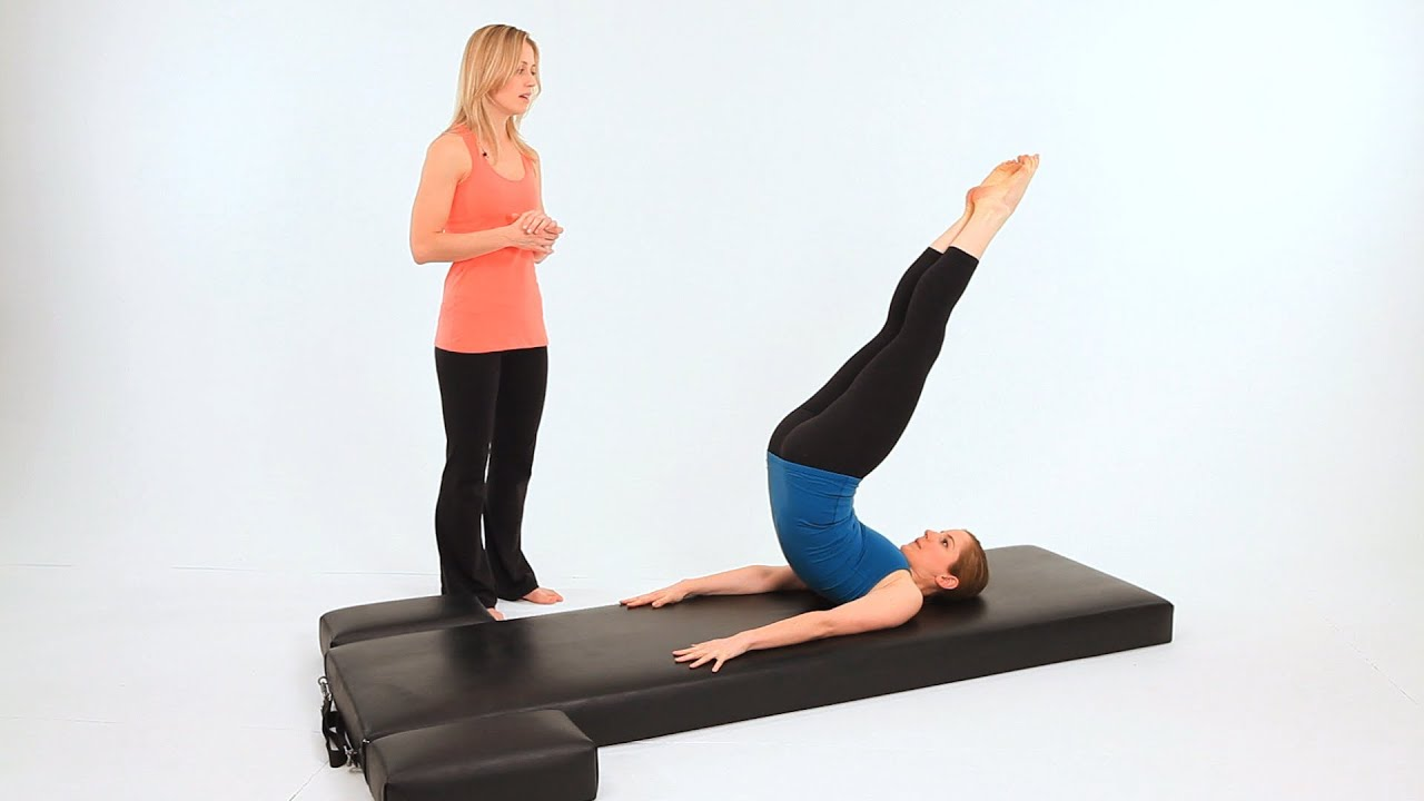 How to Do the Corkscrew in Pilates