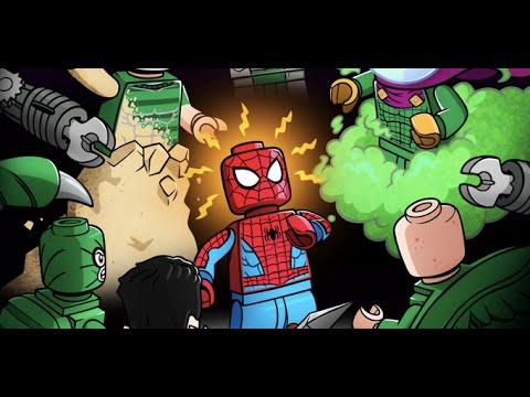 Lego Sinister Six Part 1