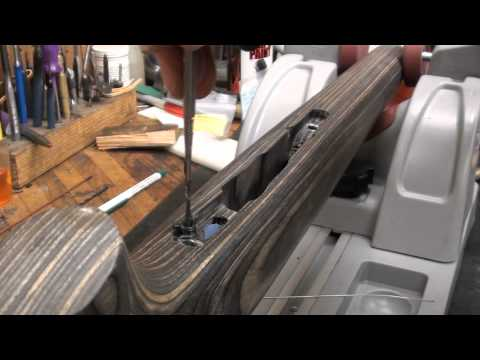 Sporterizing the Mosin Nagant Part 11- Checking on the Steel Bed Job
