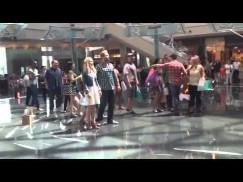 Les Miserables Flash Mob Millenia Mall