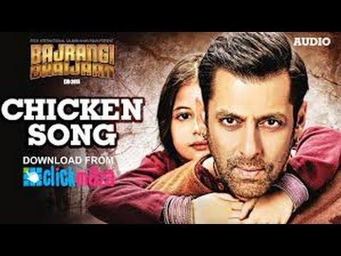 Bajrangi Bhaijaan  Movie Song   Chicken KUK-DOO-KOO - Mohit Chauhan   Palak Muchhal   Salman Khan