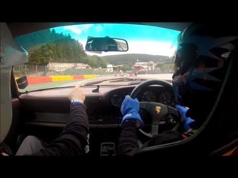 Spa Trackday 14 July 2014 vid 1