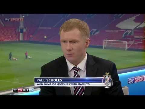 Paul Scholes has his say on David Moyes