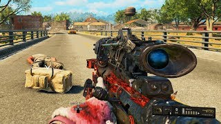 CALL ME WESLEY 'CAUSE MY SNIPES ARE ON POINT | Black Ops 4 Blackout