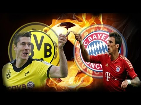 Who is better? Mario Mandžukić or Robert Lewandowski