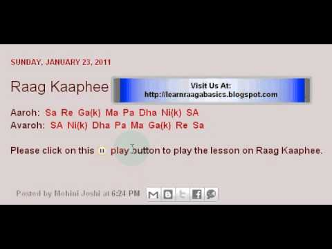 Ragam Kharaharapriya
